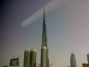 बुर्ज दुबई