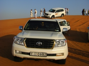 Desert  Safari.....Starting Point